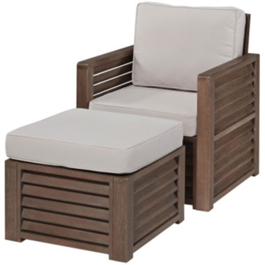 jcpenney.com | Wayne Chair and Ottoman