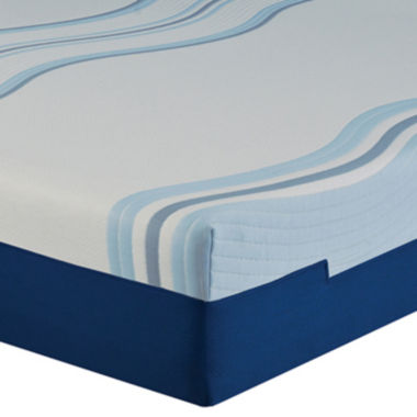 "jcpenney.com | Lane 8"" Gel-Infused Engineered Latex® - Mattress Only"