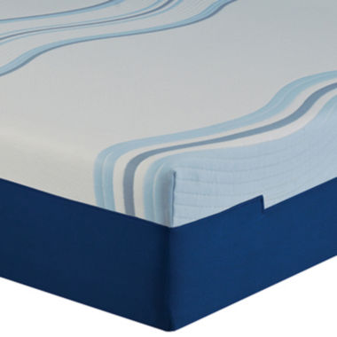 "jcpenney.com | Lane 10"" Gel-Infused Engineered Latex® - Mattress Only"