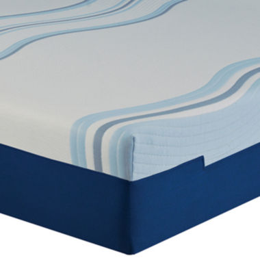 "jcpenney.com | Lane 12"" Gel-Infused Engineered Latex® - Mattress Only"