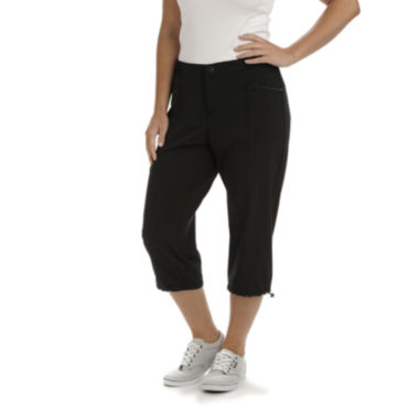 jcpenney.com | Lee® Arden Active Capri Pants