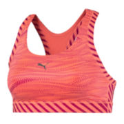 Puma® Powershape Forever Graphic Racerback Sports Bra