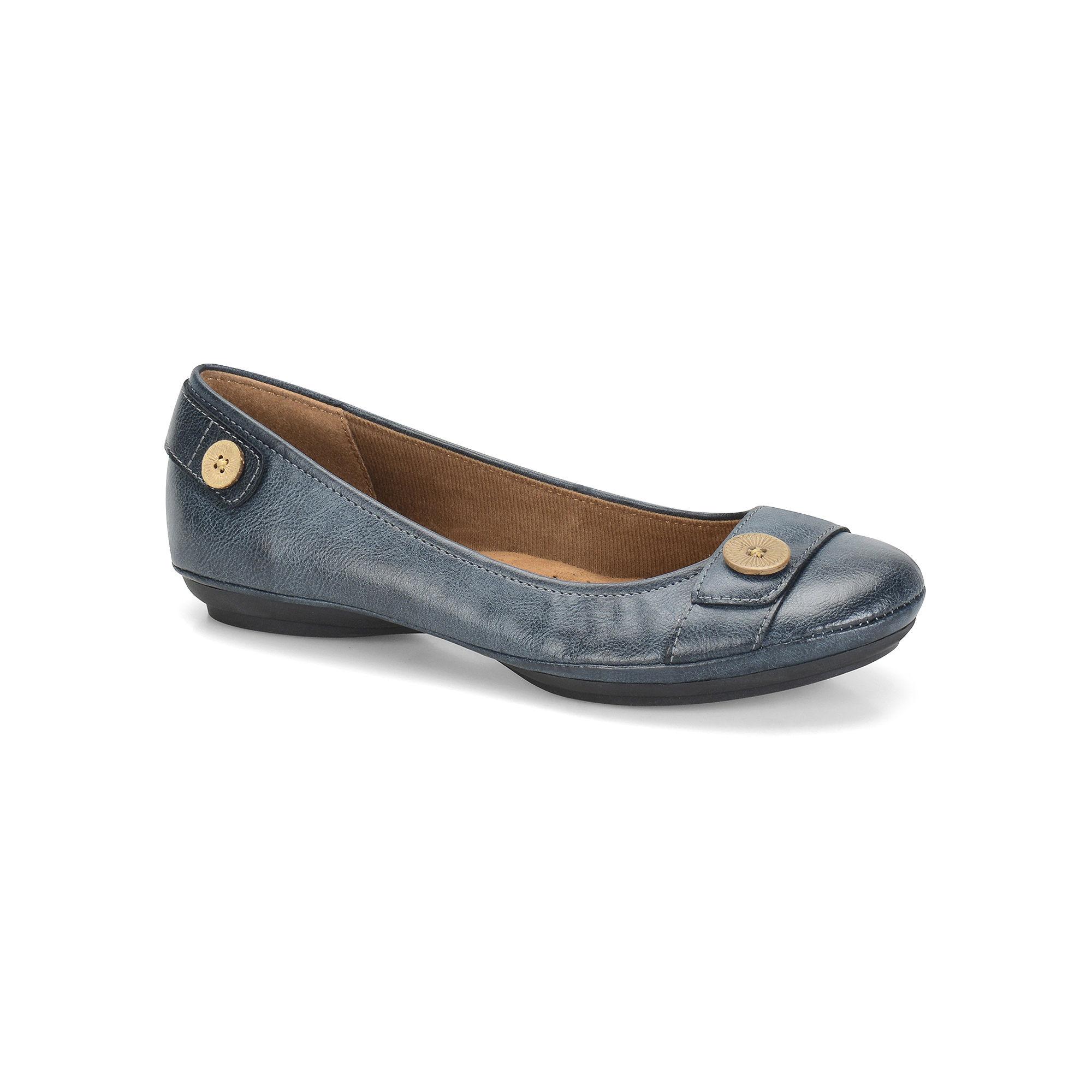 Eurosoft™ Sonelle Womens Flats plus size,  plus size fashion plus size appare