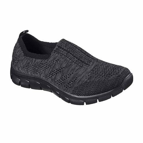Skechers Empire Inside Look Womens Slip-On Shoes