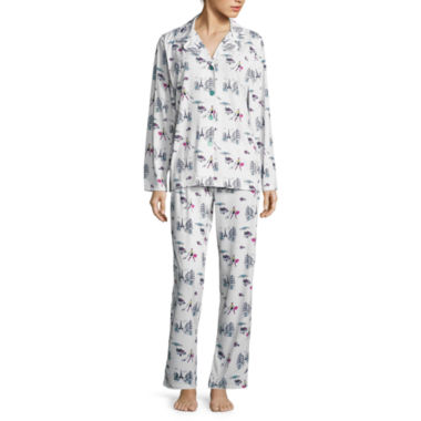 jcpenney.com | Bed Head Knit Pant Pajama Set