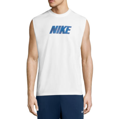 jcpenney.com | Nike Camo Fuse Sleeveless Shirt 40+ Protection