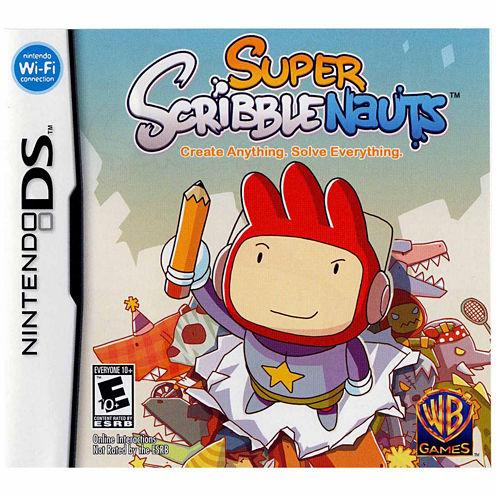 Super Scribblenauts Nds Ninjago Video Game-XBox One