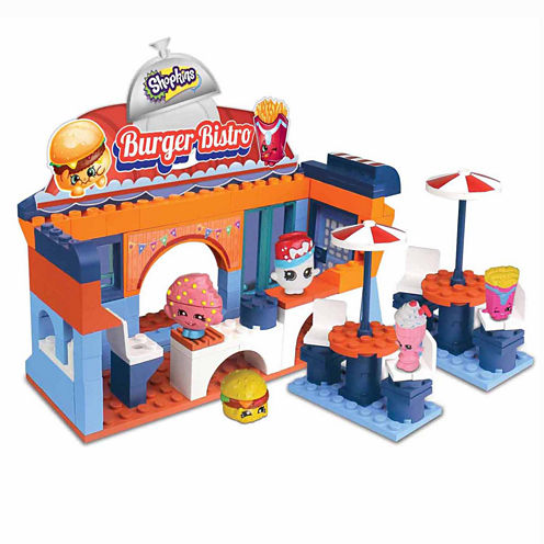 Shopkins Building Set