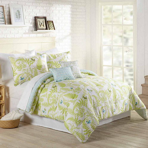 Mary Jane's Home Enchanted Grove 5-pc. Comforter Set