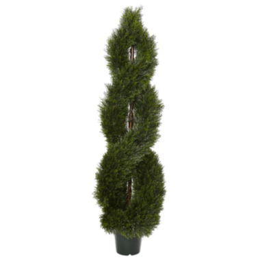 jcpenney.com | 5' Pondy Cypress Artificial Plant