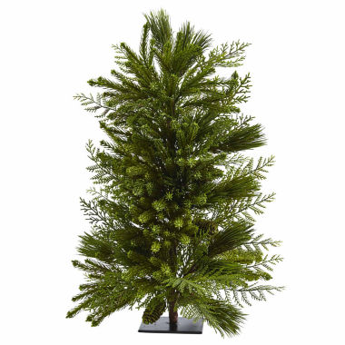 "jcpenney.com | 26"" Mixed Pine Artificial Plant"