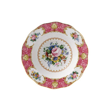 jcpenney.com | Royal Albert Lady Carlyle Soup Bowl