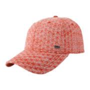 Keds® Eyelet Baseball Cap