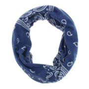 Mixit™ Blue Bandana Head Wrap
