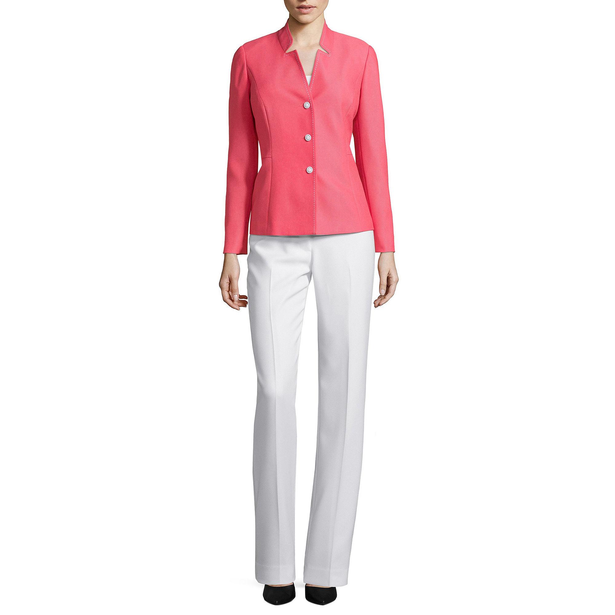 R & K Originals Long Sleeve Jacket and Pants Suit Set