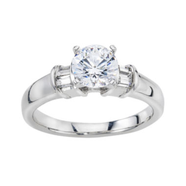 jcpenney.com | 3/4 C.T. TW. Diamond 14K White Gold Engagement Ring