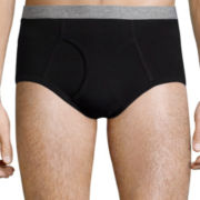 Stafford® 6-Pk. Cotton Full-Cut Briefs - Big & Tall