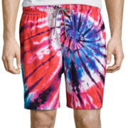 Arizona Tie-Dye Swim Trunks