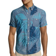 Arizona Short-Sleeve Woven Shirt