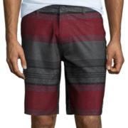 Vans® Vanphiban Stripe Alls Hybrid Shorts