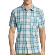 Vans® Plaidsetter Short-Sleeve Shirt
