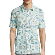 Vans® Roamin Short-Sleeve Shirt