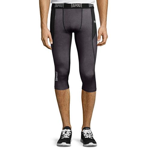 Tapout 3/4-Length Compression Pants