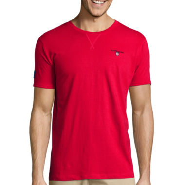 jcpenney.com | U.S. Polo Assn.® Short-Sleeve Patch Tee