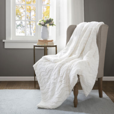 jcpenney.com | Premier Comfort Neve Ultra Plush Quilted Throw