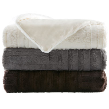 jcpenney.com | Premier Comfort Polar Ultra Plush Quilted Throw