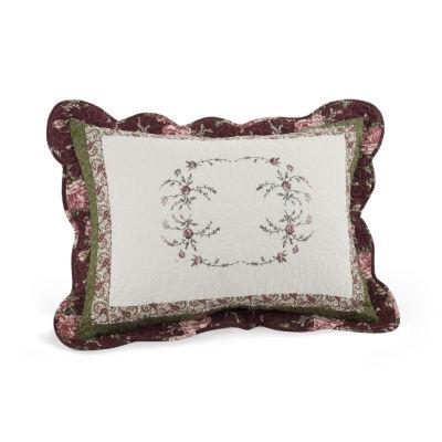 Modern Heirloom Brooke Standard Pillow Sham - JCPenney