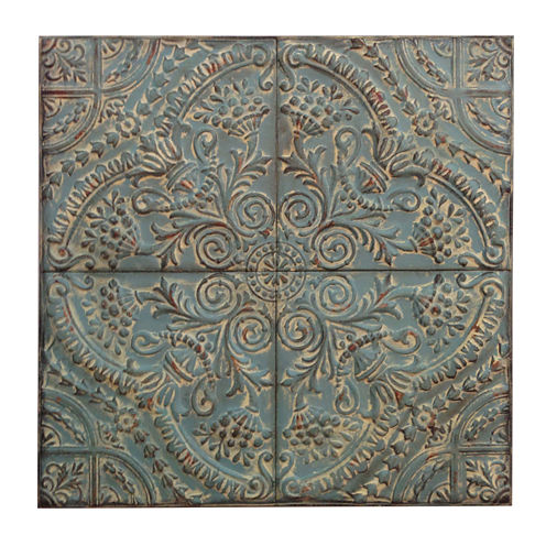 Square Panel Wall Decor