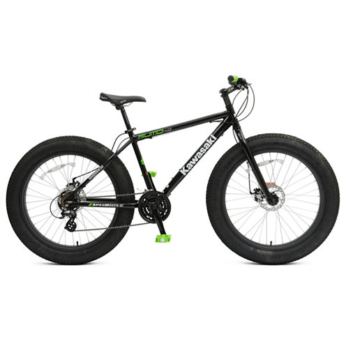 Kawasaki Sumo Fat Tire Unisex Bicycle