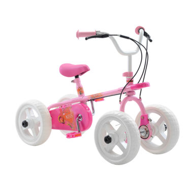 jcpenney.com | Quadrabyke Kiss Girls' Learning Cycle