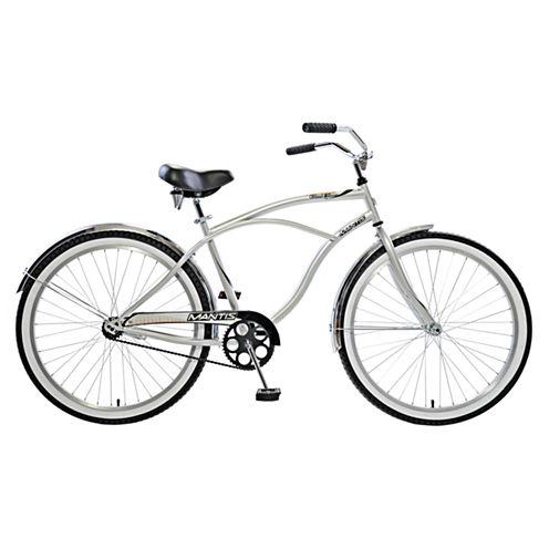 Mantis Beach Hopper Single-Speed Men's Cruiser Bicycle