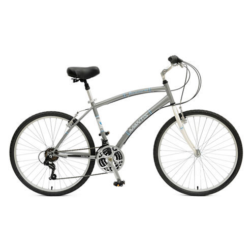 Mantis Premier 726M 21-Speed Men's Comfort Bicycle