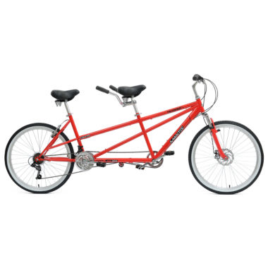 jcpenney.com | Mantis Taureno 18-Speed Unisex Tandem Bicycle