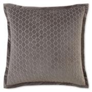 Royal Velvet® Zinnia Euro Pillow