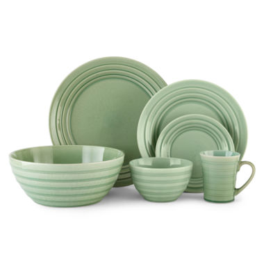jcpenney.com | JCPenney Home™ Odessa Dinnerware Collection