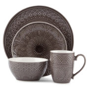JCPenney Home™ Laurel 16-pc. Dinnerware Set