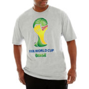 adidas® 2014 FIFA World Cup Brazil™ Tee-Big & Tall