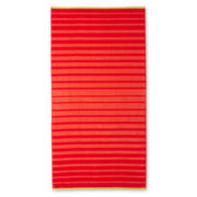 JCPenney Home™ Striped Beach Towel