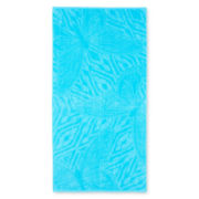 JCPenney Home™ Jacquard Butterfly Beach Towel