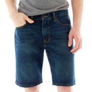 "The Original Arizona Jean Co.® Jean Shorts 10"" Inseam"