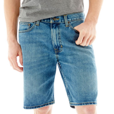 "jcpenney.com | Arizona Jean Shorts 10"" Inseam"