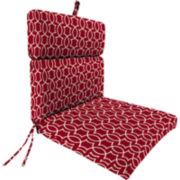 French-Edge Chair Cushion