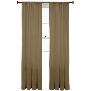 jcpenney.com | Royal Velvet® Ally Rod-Pocket Curtain Panel