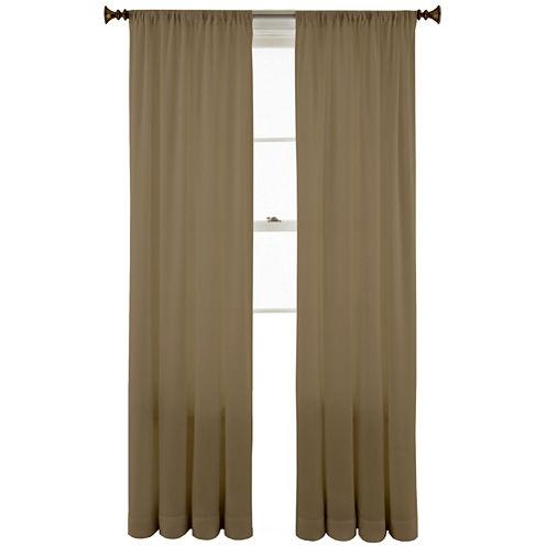 Royal Velvet® Ally Rod-Pocket Curtain Panel