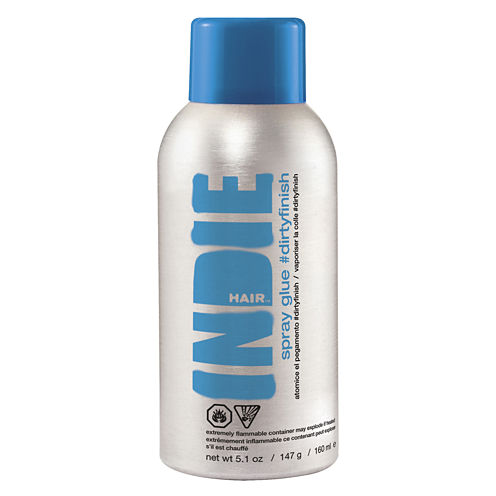 INDIE HAIR® Spray Glue no.dirtyfinish - 5.1 oz.