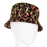 Multicolor Pattern Bucket Hat